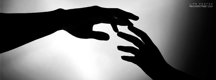 empty hands reaching